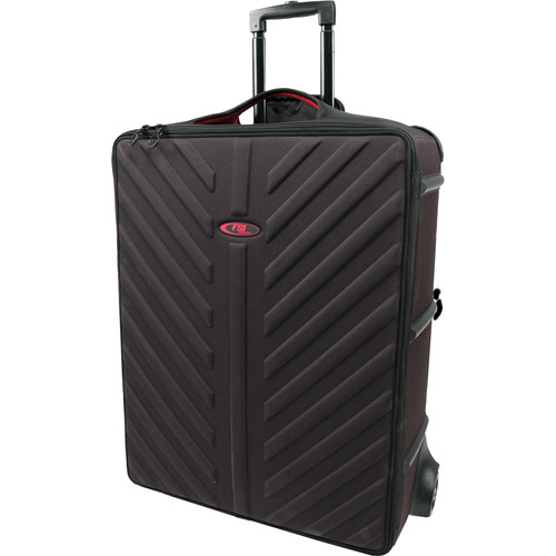 """FSI Solutions TC27 Rolling Trolley Case for 23 - 27"""" Monitor"""