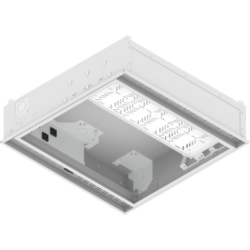 FSR CB-22 2 x 2' Ceiling Box with 6 AC Outlets