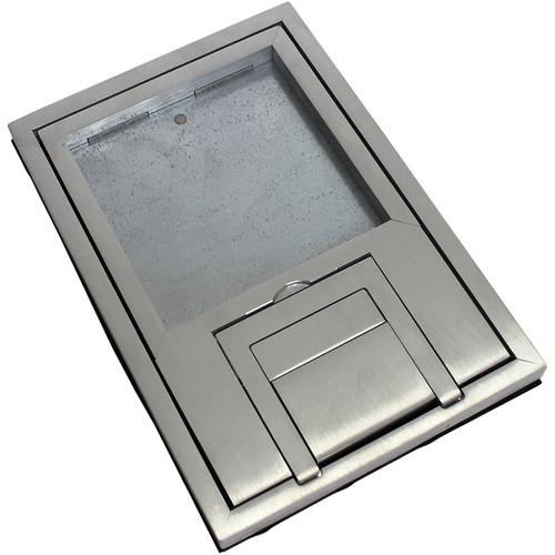 Fsr fl u access cover with lift off door s c b h