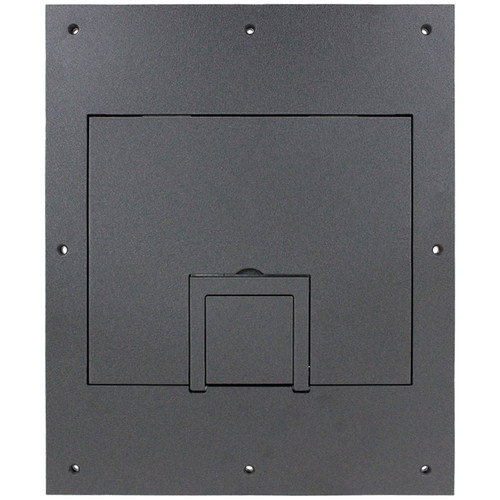 FSR FL-500P Solid Cover with Cable Exit (No Trim, Gray)