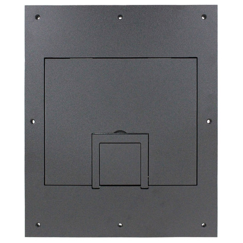 FSR Solid Cover with Cable Exit (No Trim, Gray)