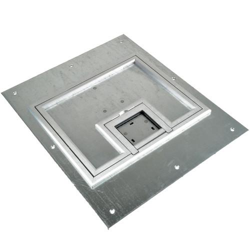 """FSR Cover with 1/4"""" Aluminum Carpet Flange (Lift-Off Door)"""