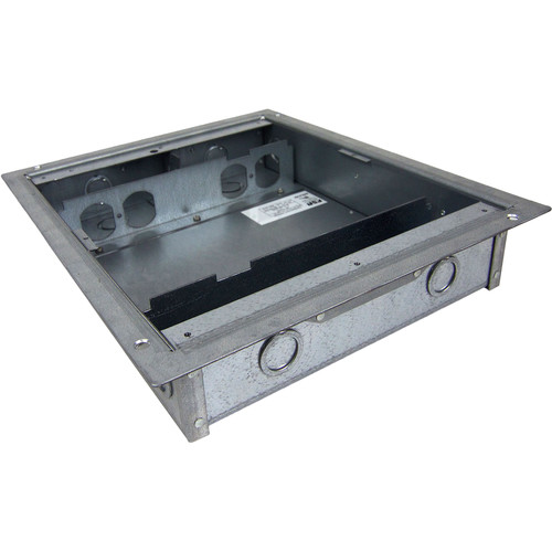 "FSR FL-540P Back Box with Cover (2.25"" Deep, Non-UL)"