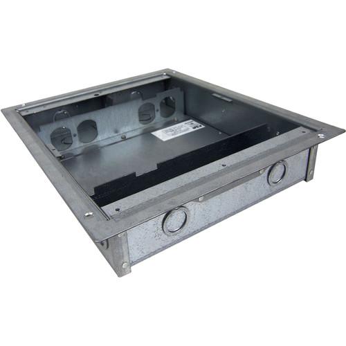 "FSR FL-540P Back Box with Cover (2.25"" Deep, Non-UL)"