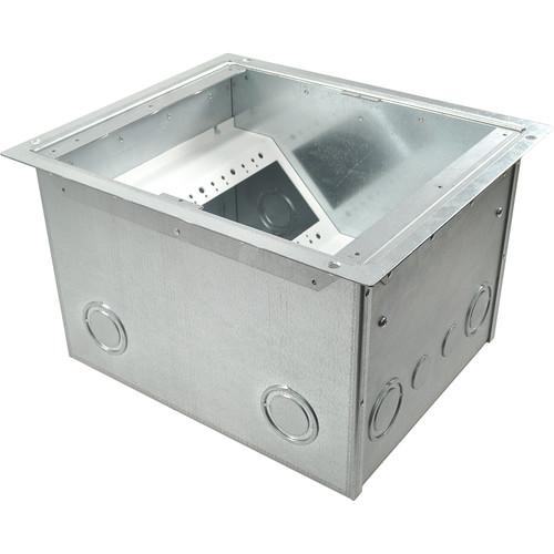 "FSR FL-540P Floor Box (8"" Deep)"