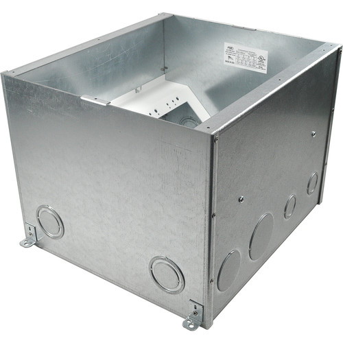 "FSR FL-600P Floor Box (10"" Deep)"