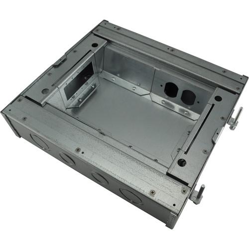 "FSR FL-600P Floor Box (3"" Deep)"