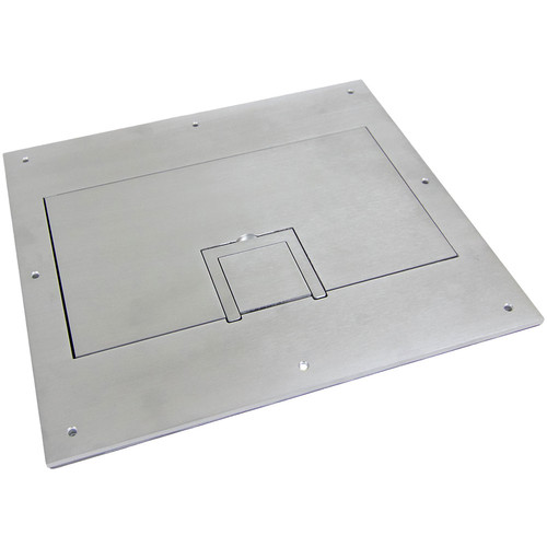 FSR Solid Cover with Cable Exit (No Trim, Aluminum)