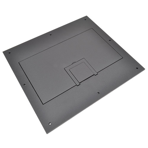 FSR FL-600P Solid Cover with Cable Exit (No Trim, Gray)
