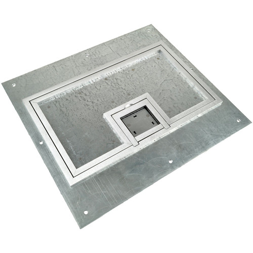 """FSR Cover with 1/4"""" Aluminum Square Flange (Lift-Off Door)"""
