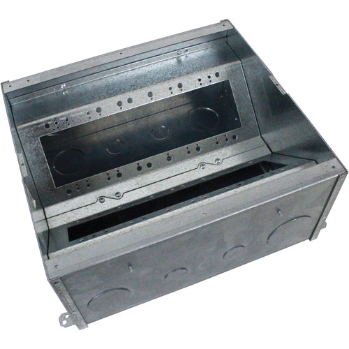 "FSR Fire Resistant Floor Box (6"")"