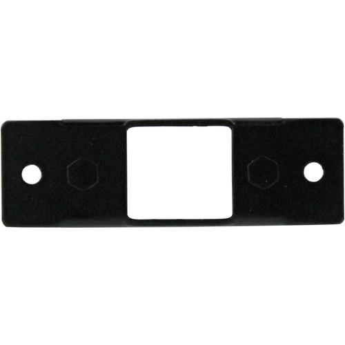 FSR IPS-B040S One Keystone Opening Insert (Black)