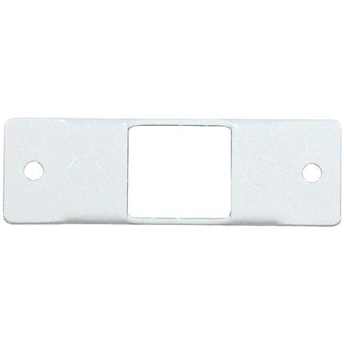 FSR IPS-B040S One Keystone Opening Insert (White)