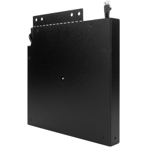 FSR LP-TBRT Low-Profile Cat 6 Cable Retractor (Black)