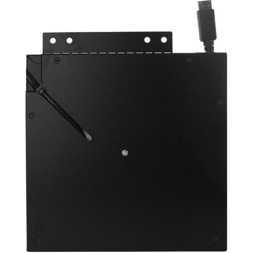 FSR LP-TBRT Low-Profile DisplayPort to HDMI Cable Retractor (Black)