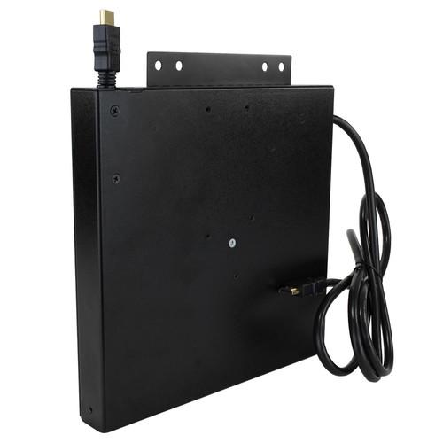 FSR LP-TBRT Low-Profile HDMI Cable Retractor (Black)