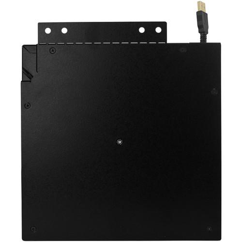 FSR LP-TBRT Low-Profile USB Type-A Cable Retractor (Black)