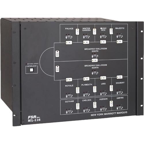 FSR ML-116 12-Room Audio Combining System