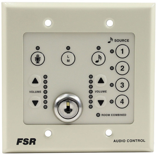 FSR 2-Gang Wall Plate When Purchased with ML-800