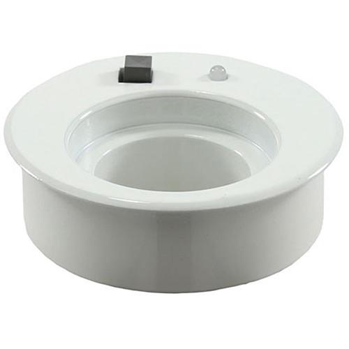 FSR MM-CLCKAUD-WHT Table Microphone Mount (White)