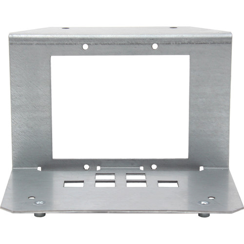 "FSR Crestron DM-TX-200-C-2G Mounting Bracket with Blank Wall Plate for 4"" Deep Box"