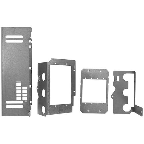 FSR Crestron DM-TX Bracket with Blank Plate for FL-600P-4 / FL-640P-4