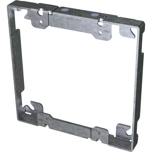 "FSR 4"" Mud Ring for FSR Flex System & HDBaseT Wallplate Transmitters (1/2"" Depth)"