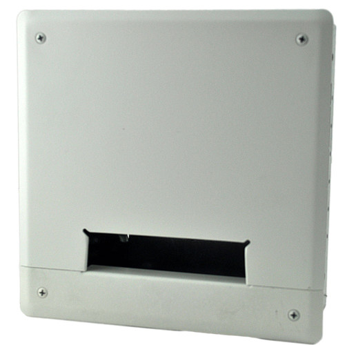 FSR PWB 203 Wall Box with 6 IPS and 2 AC / Gang, Thin Wall (White)