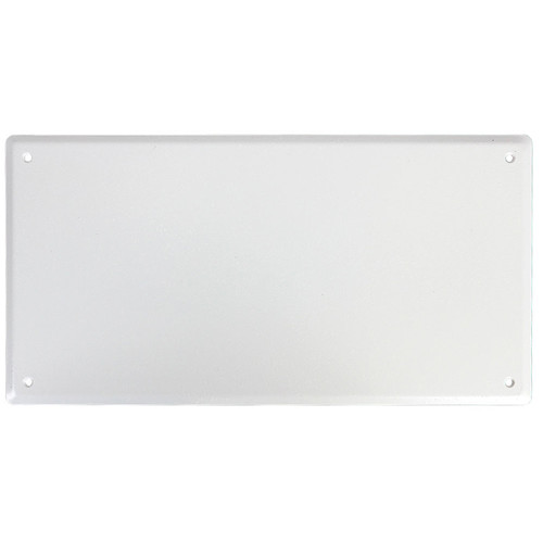 FSR PWB 250 Solid Abandonment Cover (White)