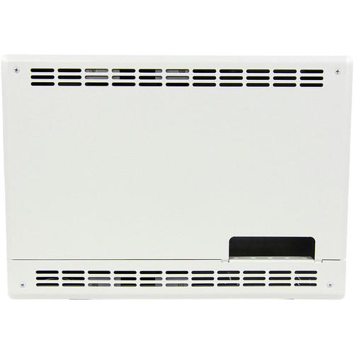 """FSR 3"""" Wall Box for Creston DM Scaler (White)"""