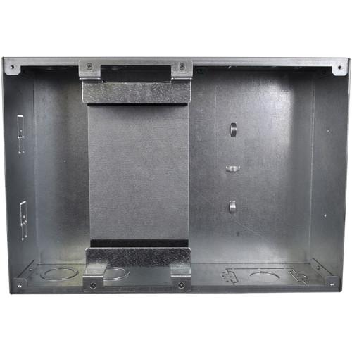 FSR PWB-280-SVSI-BLK Wall Box for SVSi Encoders (Black)
