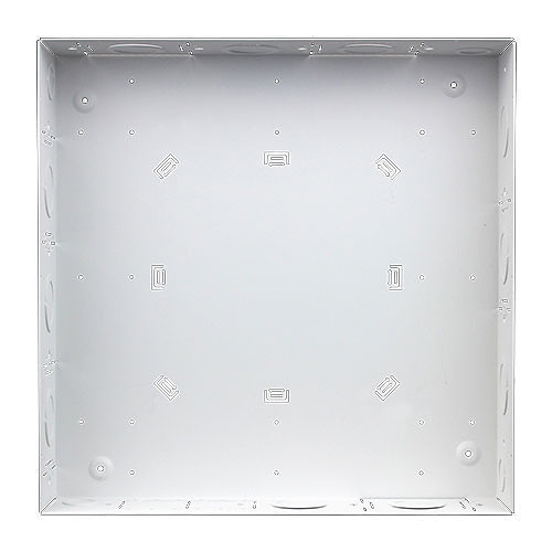 """FSR Large Open-Style Wall Box with Mounting Hardware (3""""-Deep)"""