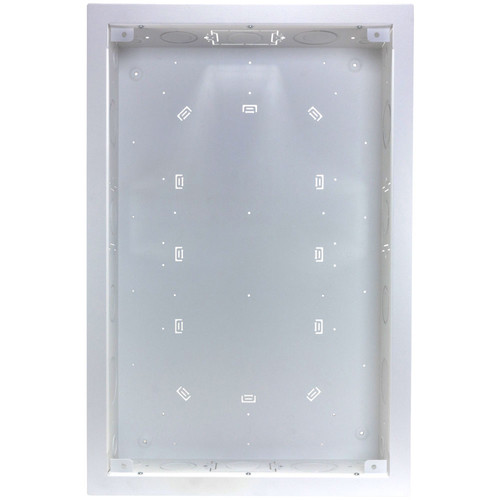 """FSR Extra Large Open-Style Wall Box with Finished Trim Ring (3""""-Deep)"""