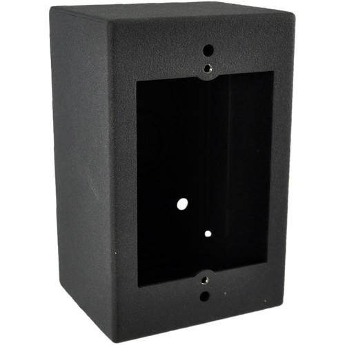FSR 1-Gang Surface Mount Gang Box (Black)