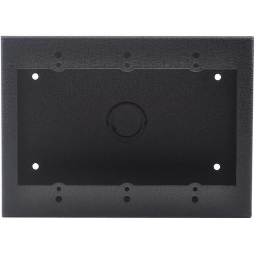 FSR 3-Gang Surface Mount Gang Box (Black)