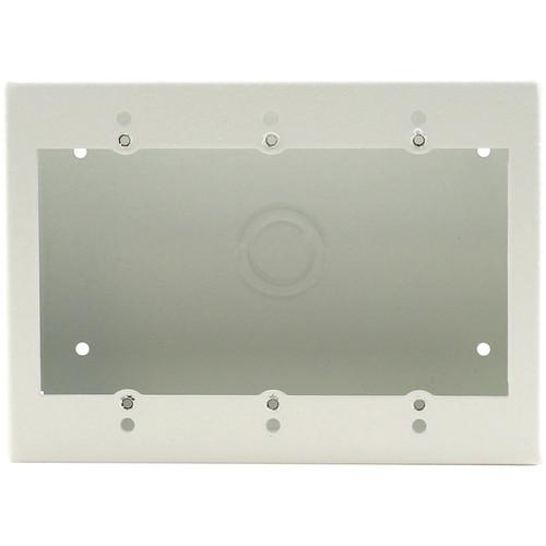 FSR 3-Gang Surface Mount Gang Box (White)
