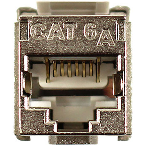 FSR Snap-In Cat 6a Shielded Connector