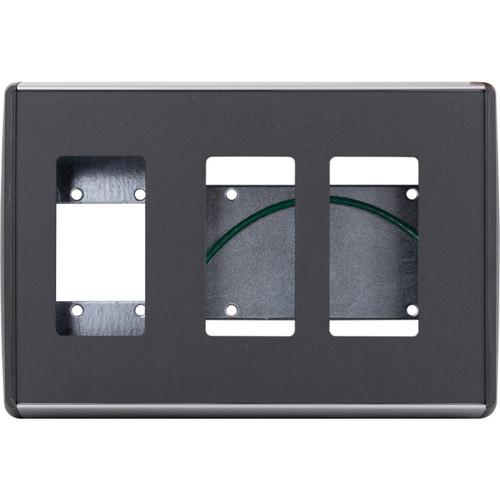 FSR 3-Gang, 2-Power, 1-Data Device Box