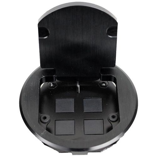 """FSR T3-4SS 3.5"""" Keystone Table Box"""