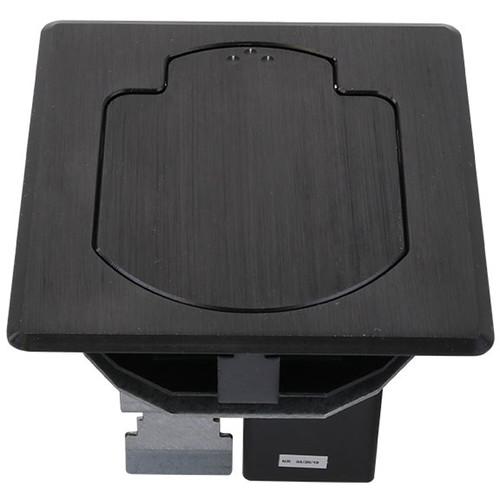 "FSR T3-DV2S 3.5"" HDMI Square Table Box (Black)"