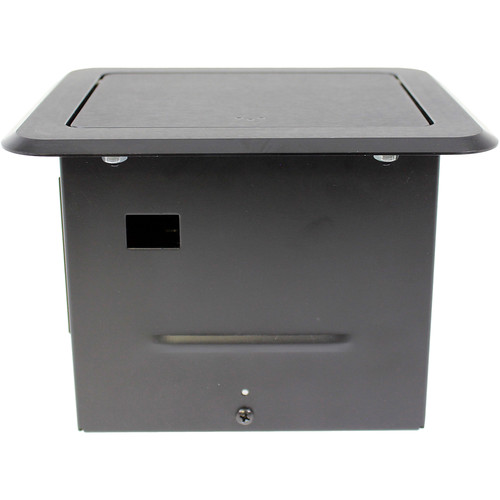 FSR Table Box with 2 AC and 2 USB Charging Ports