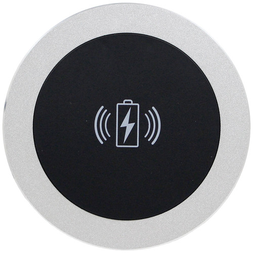 FSR In-Table Qi Wireless Charger with Power Supply (Black)
