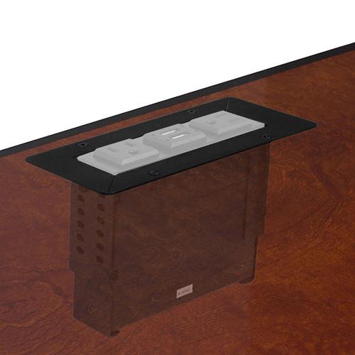 FSR In-Table Mount for T6-LB Series Insert (Black)
