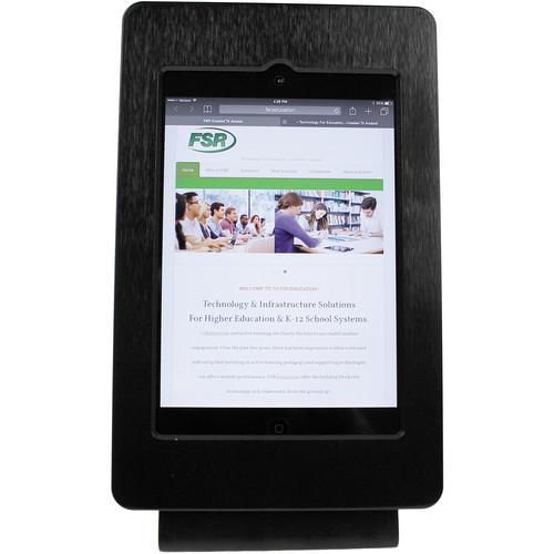 FSR iPad mini Table Mount with Rotate Tilt & Swivel Options (Black)