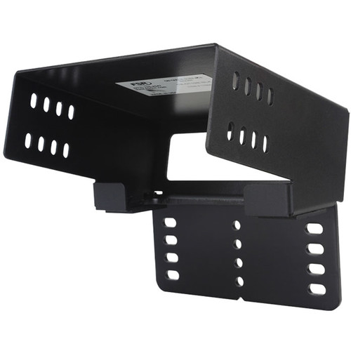 FSR Pre-Wired On-Table Mount for T6-LB-AC2CH Bracket (Black)