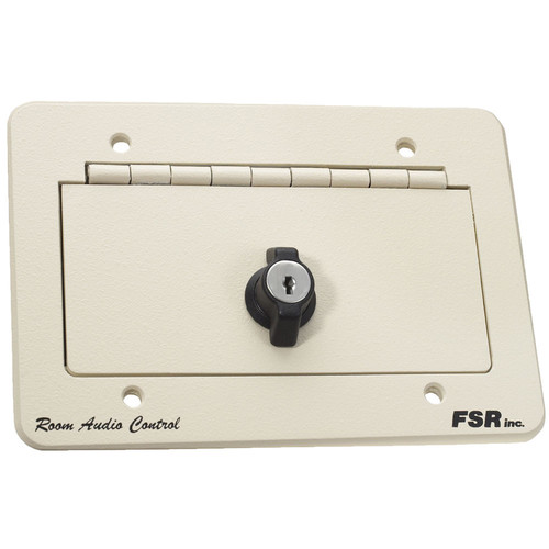 FSR ML-400/500 Wall Box with Blank Connector Plate