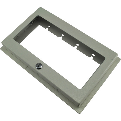 FSR 4-Gang Locking Cover with Window