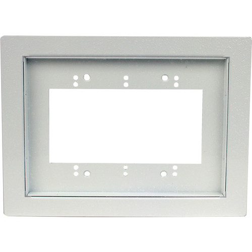 FSR Recessed 3-Gang Mounting Plate