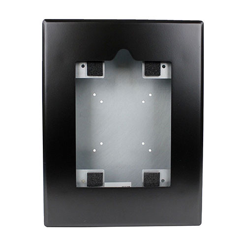 FSR Flush-Mount Enclosure with Back Box & Cover for iPad Air 1/2 (Black)