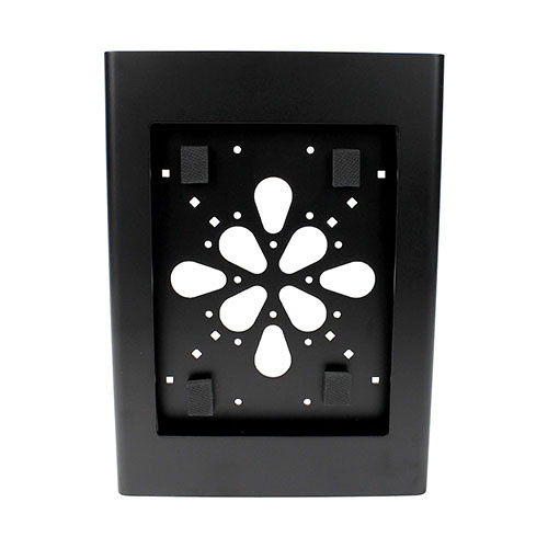 FSR Surface-Mount Enclosure for iPad Air 1/2 (Black)